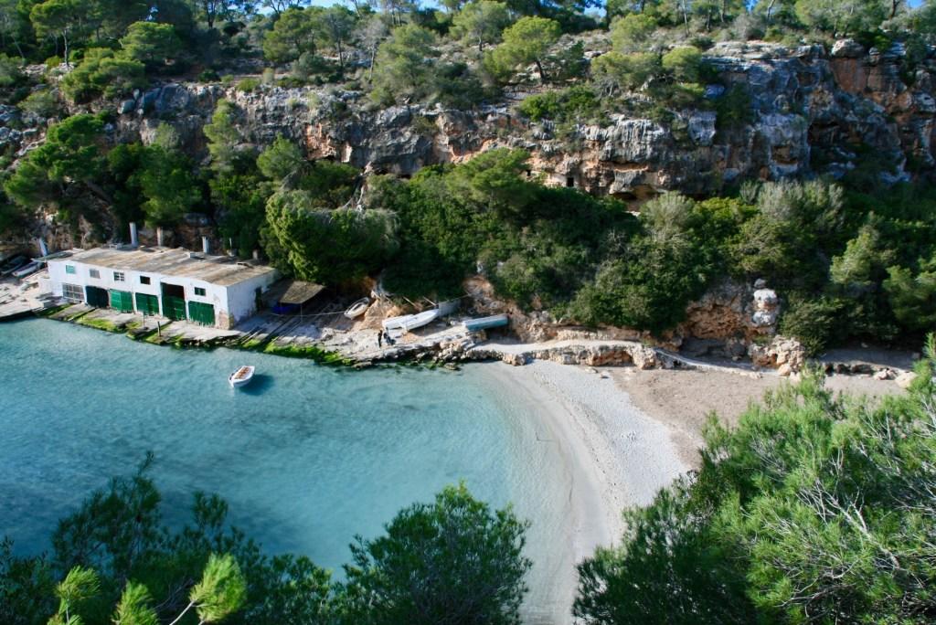 Traumhafte Bucht Cala Pi