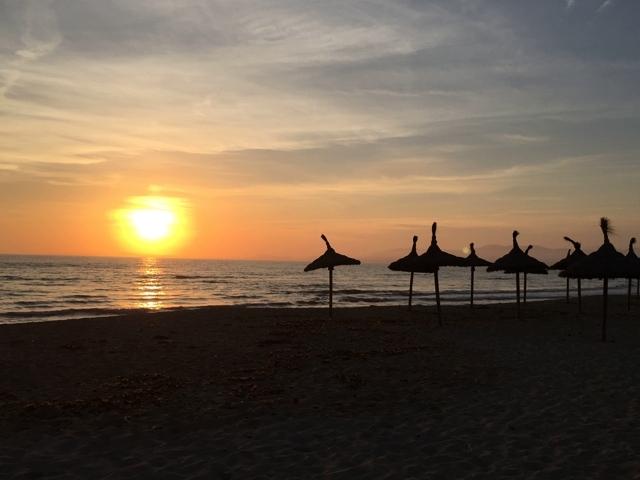 Besonders Abends gelten besondere Regeln auf Mallorca