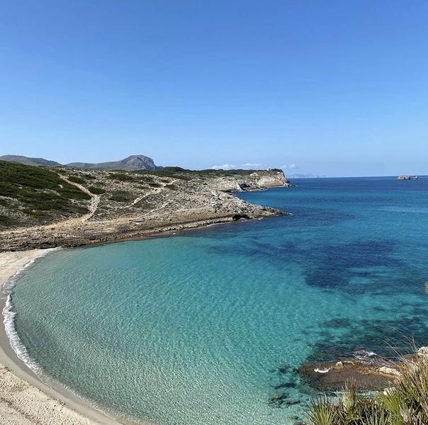 Strand Cala Torta auf Mallorca