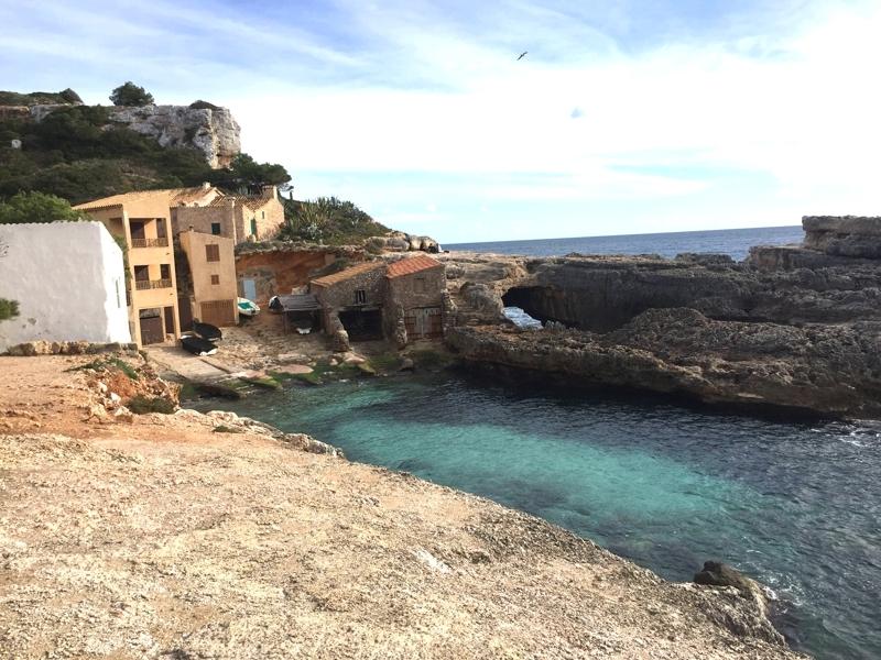 Strand Cala s'Almunia Mallorca